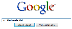 Using Google To Find A Dentist In Scottsdale