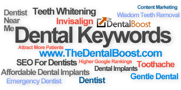 Dental SEO Keywords
